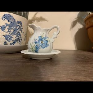 Other - Vintage Miniature Pitcher and Saucer
